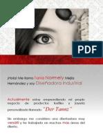Portafolio Tania Normely Mejía Hernández