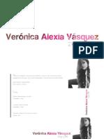 Portafolio Verónica Alexia Vásquez