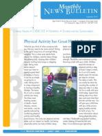 OHU Elgin CDC Newsletter Sept. 2013