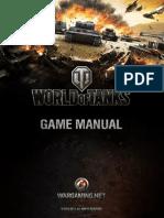 World of Tanks Game Manual Sea