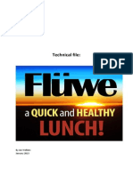 The Flüwe project file