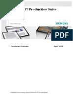 Production Suite v66 FunctionalOverview