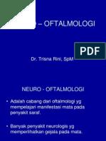 NEURO – OFTALMOLOGI