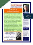The Dutch Vietnamese Management Supporter Issue 29 - September 2013