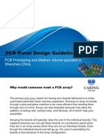 Pcb panel design guidelines 1 by Reliable China circuit boards prototype prototyping specialist
