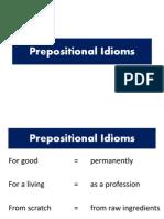 Prepositional PPT