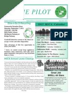 The PILOT -- September 2013 Issue