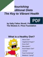 Trad Diets Part i