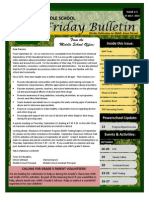 Parent Bulletin Issue 5 SY1314