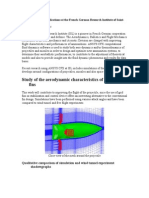 Examples of CFD Applications at the French
