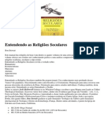 Entendendo as Religiões Seculares