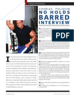 Charles Poliquin - No Holds Barred Interview (2005)