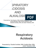 Alkalosis and Acidosis Project-2