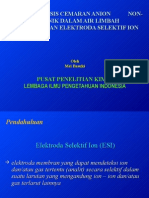 Elektroda Selektif Ion