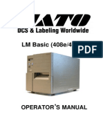 LM4 Operator Manual