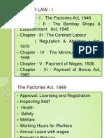 Factoreis Act, 1948