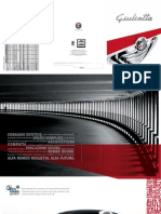 Giulietta 2013 Brochure