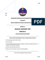 Trial Kedah English SPM 2013 K2