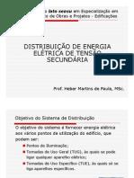 SISTEMAS PREDIAL DE ENGERGIA ELÉTRICA