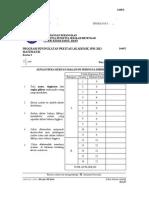 Trial Kedah Math SPM 2013 K2