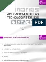 Curso de Genomica - Aplicaciones de Las Tecnologias de Alto Rendimiento