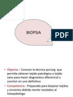 Biopsia por escisión