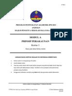 Trial Kedah Prinsip Akaun SPM 2013 K1