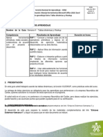 Guía de Aprendizaje - Ejercicios Avanzados(1)