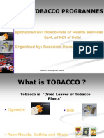 Anti Tobacco Prog