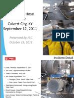 PSC Incident Report Short
