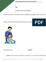 Ajar Anak Anda Membaca Bagaimana Menggunakan Kaedah Fonetik Bahagian 1