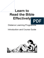 Lt r Be Introduction and Course Guide