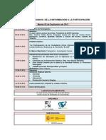 Programa_Encuentro de Participación Social_TF_03SEPT13