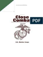 US Marine Corpe Close Combat