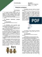 Apostila4-BIOI-Relaçõesecológicas