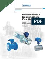 Electromagnetic Flow Measurement