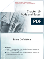 Acids & Bases - Brown