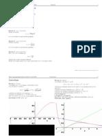 Dérivation - Etude graphique d'une fonction