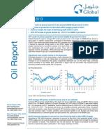 Oil Market Outlook 022013