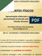 NR-15 - APRESENTAÇÃO
