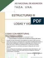 Clase 5 - Estructuras 3 Agujeros en Losa