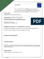 Poste Enseignant Contractuel en Espagnol LLCE et LEA 2013-2014. Université du Sud Toulon-Var (France)