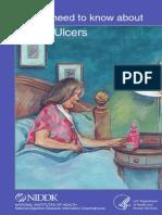 Peptic Ulcers atau ulkus peptikum