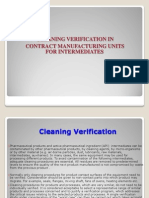 Cleaning verification for  Intermediate 190612.ppt