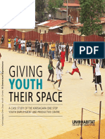 Giving Youth Their Space Web