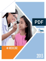 Medicine Brochure