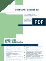 Estado del arte, España Sur