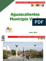 Aguascalientes Municipio Verde