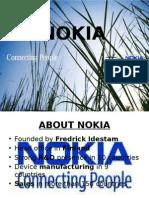 Nokia Intl Mktg