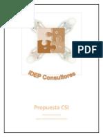 Informe Proyecto Empresa CSI (Final)
